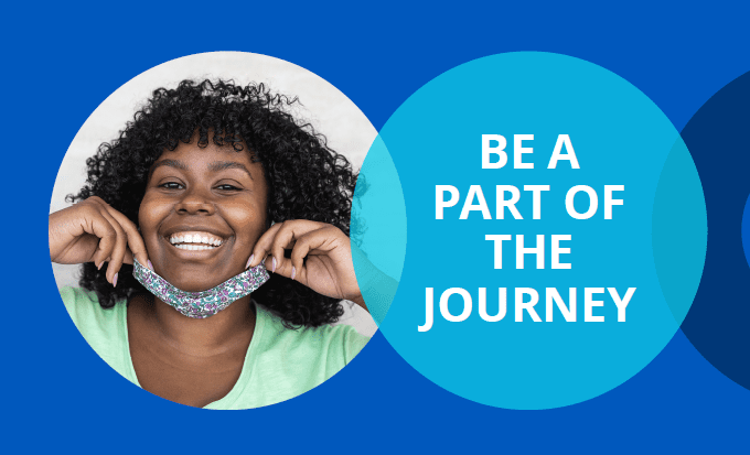 Be Part of the journey